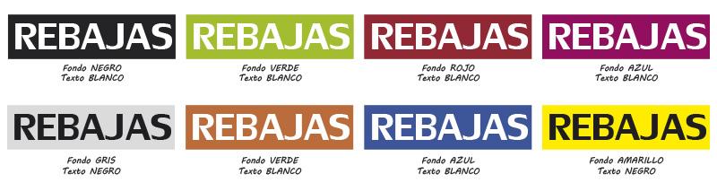 VINILO-REBAJAS-CARTEL-VARIOS-COLORES