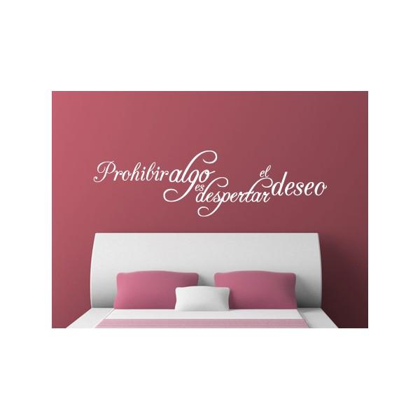 Vinilos dormitorios stica vinilos decorativos for Vinilos economicos