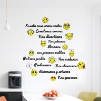 Familia emoticonos