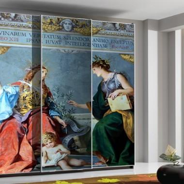 Fotomural Arte Clásico decoración con vinilo