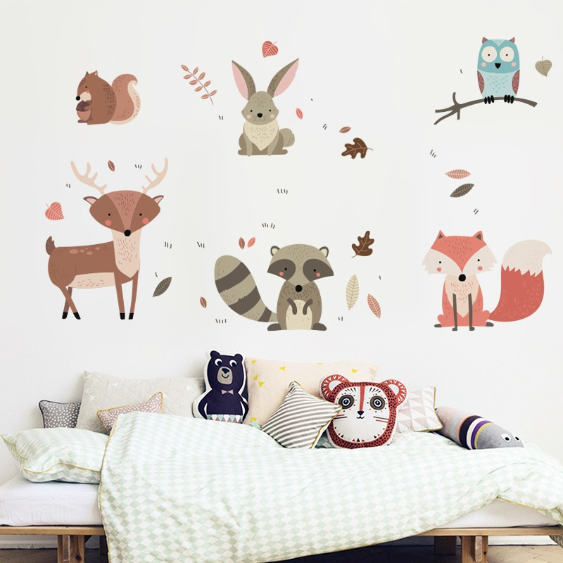 Pegatinas infantiles para muebles vinilos unicornios para for Vinilos muebles infantiles