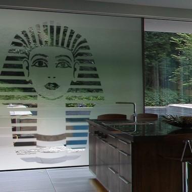 vinilos imagen producto Vinilo Translúcido Compacto Cleopatra