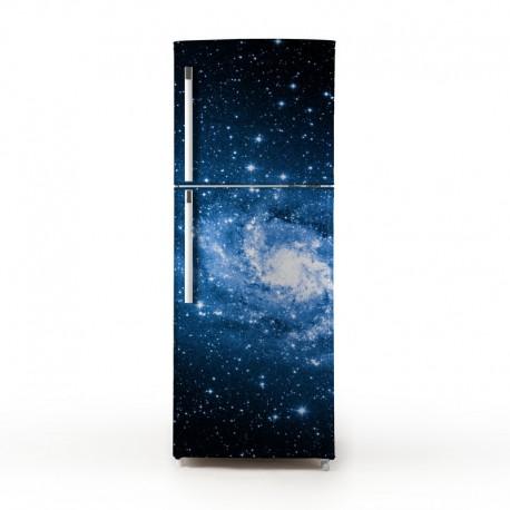 pegatina frigo galaxia