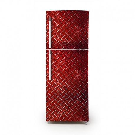 Pegatina frigo chapa roja