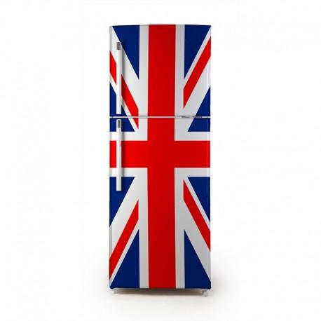 Pegatina frigo bandera inglesa