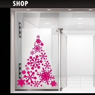 Escaparate árbol de navidad