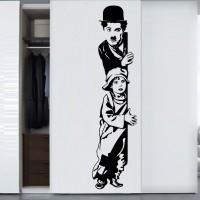 Chaplin vagabundo