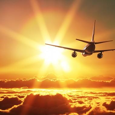fotomural-vuelo-al-atardecer