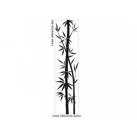Vinilo Translúcido Bambú producto vinilos
