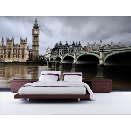 vinilos imagen producto Fotomural Londres II