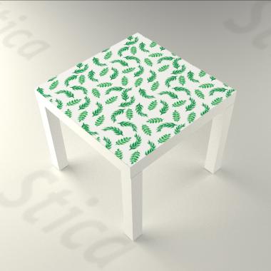 vinilo-para-mesa-hojas-verdes