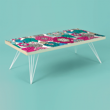 vinilo-para-mesa-floral-aves-5