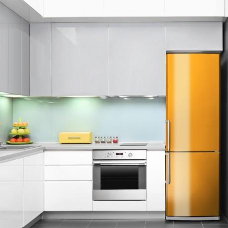vinilo-frigo-vintage-naranja