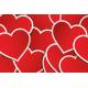 Vinilo mesa corazones