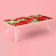 Adhesivo mesa decorativo fresas