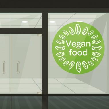 Comida Vegana reposicionable