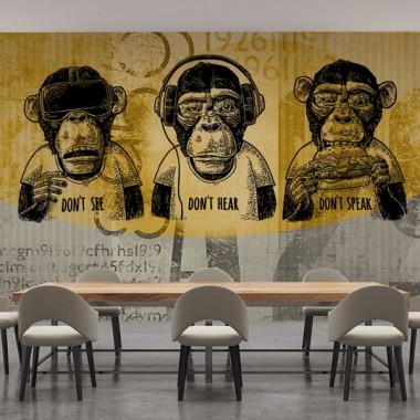 Fotomurales: comedor arte urbano meme