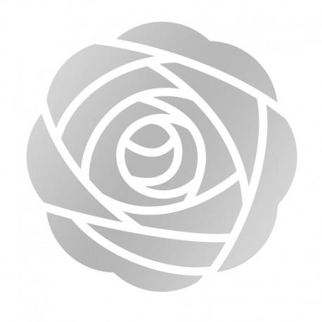 Vinilos: para cristales flor