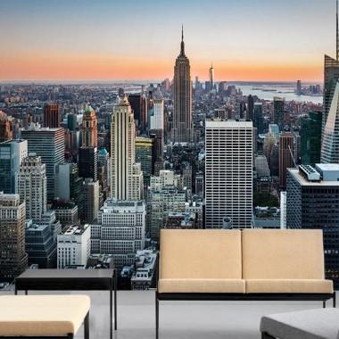 Fotomurales: vistas skyline ambiente