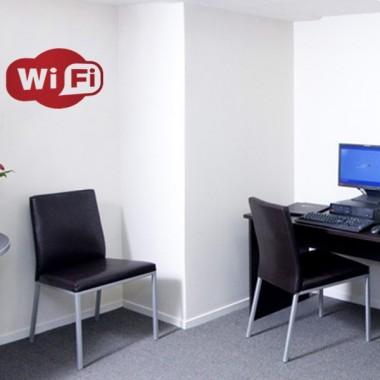 Símbolo Wifi producto vinilos