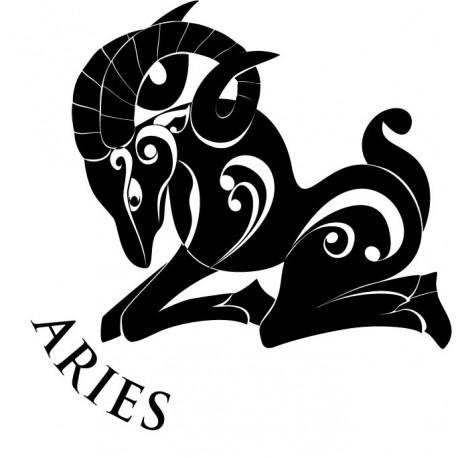pegatina decorativa Horóscopo Aries I para Cabecero
