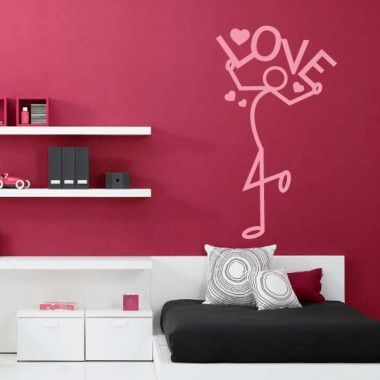vinilo decorativo Sticando Love