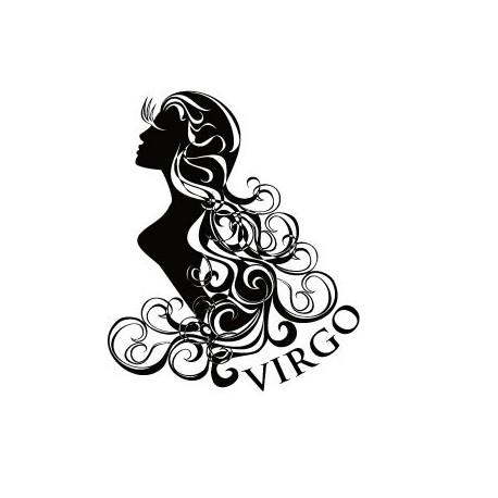 adhesivo decorativo Horóscopo Virgo I para Cabecero