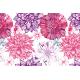 Vinilo para mesa floral rosas
