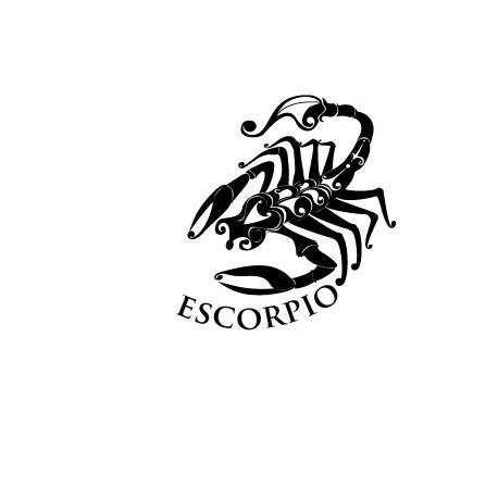 Horóscopo Escorpio I producto vinilos