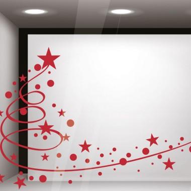 Árbol Navidad para escaparate