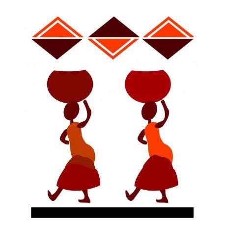 vinilos imagen producto El Congo Pared