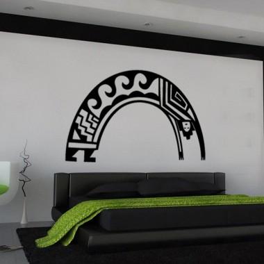 Motivo Sennegal para Cabecero adhesivo decorativo ambiente