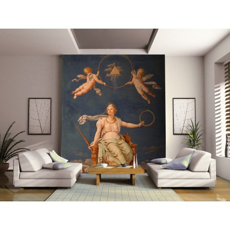 Fotomural Madonna decoración con vinilo