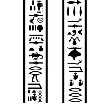 Amenofis Decoración para Cabecero imagen vista previa