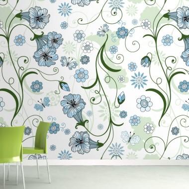 Fotomural Bouqué Floral imagen vinilo decorativo