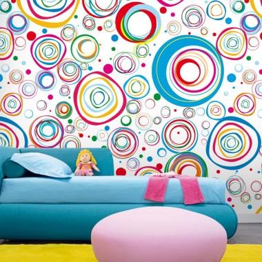 Fotomural Circular Color producto vinilos