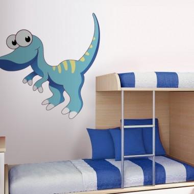 "Dino ""Chon"" decoración con vinilo"