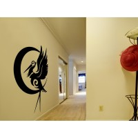 pegatina decorativa Vida Luna