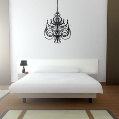 pegatina decorativa Lámpara de Araña Bonaparte