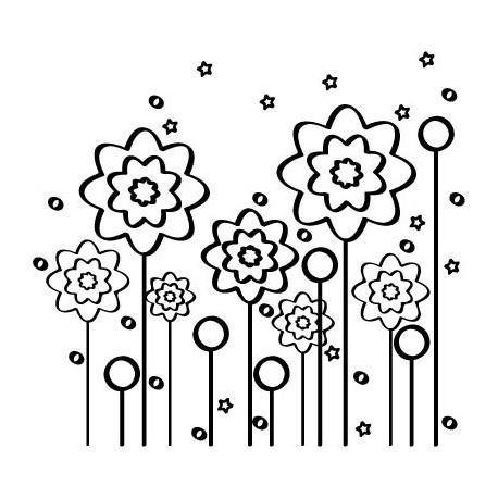 Flores Silvestres para Cabecero imagen vista previa