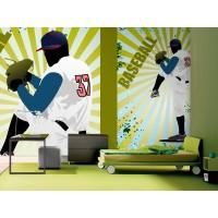 Fotomural Deportes Beisbol
