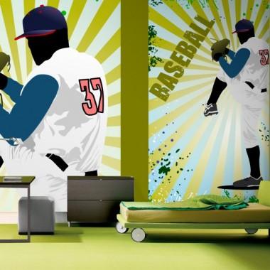 Fotomural Deportes Beisbol producto vinilos