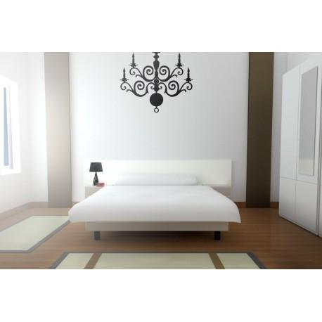 Lámpara de Araña Romántico producto vinilos
