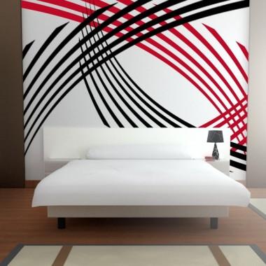 pegatina decorativa ArtDeco para Cabecero