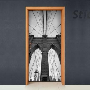 Vinilo Puente de brooklyn-vinilos-decorativos
