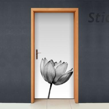Vinilos puertas stica vinilos decorativos - Decorar cristales de puertas ...