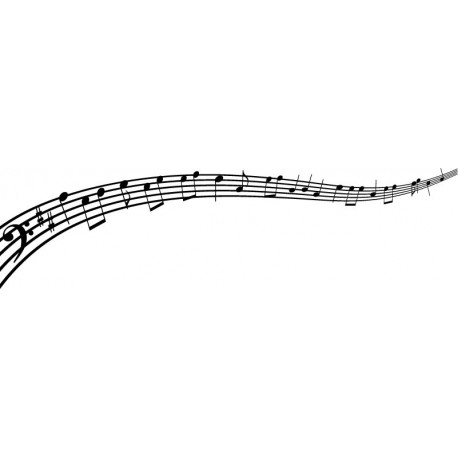 Música Decoración Vehículo decoración con vinilo