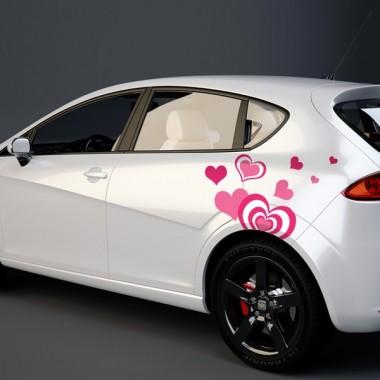 vinilo decorativo Amor Decoración Vehículo