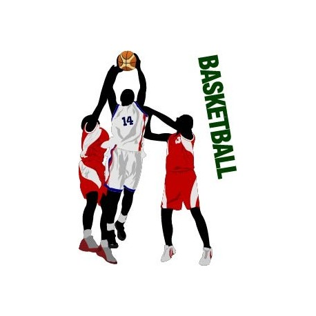 vinilos imagen producto Basket Color