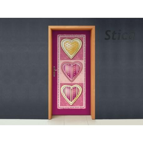 Vinilo Mi tesorin puerta -vinilos-decorativos